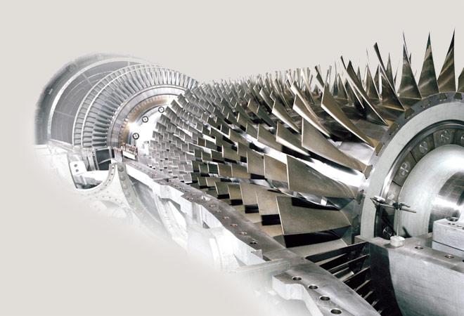 9E Heavy Duty Gas Turbine_9E gas turbine photo_660x450